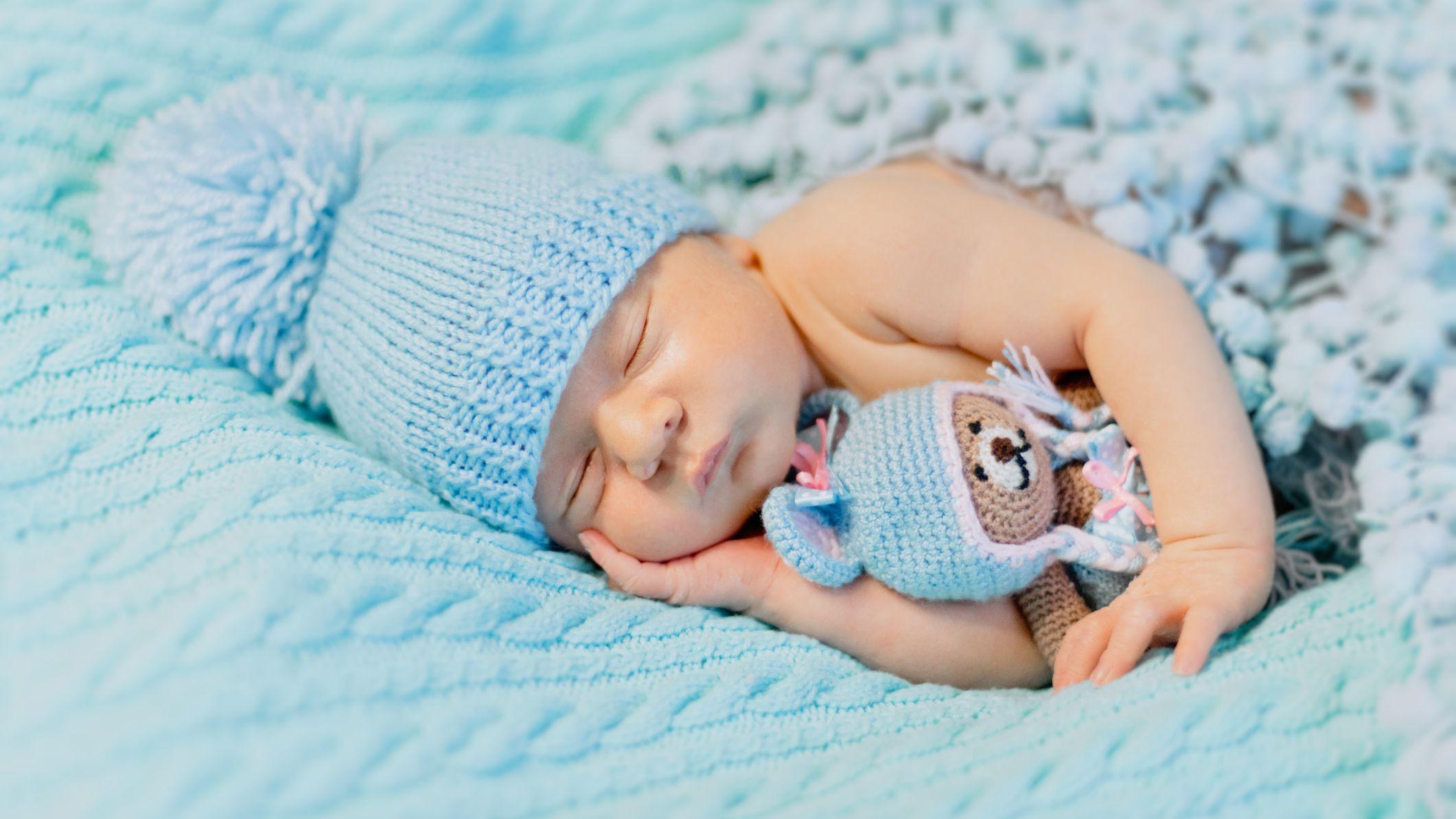 ivf baby blue boy bib in vitro fertilization embryo gift